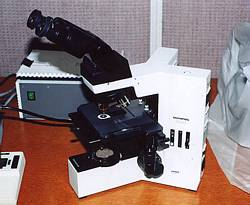 Olympus BX-40 Biological Microscope