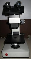 Leitz Wetzler Inverted Microscope